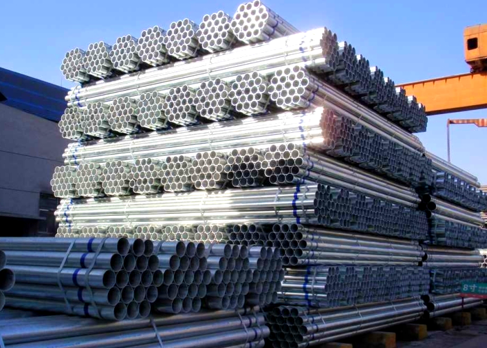 BS1139 / En39 / En10219 Galvanized Pipe Steel Tube-Jianchuan