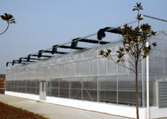 portable pc greenhouse for vegetable-Bozong Greenhouse