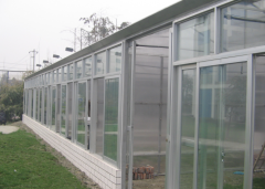 Scientific Research Greenhouse-Jianchuan Greenhouse