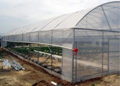 High Tunnel Kits Greenhouse-Jianchuan Greenhouse