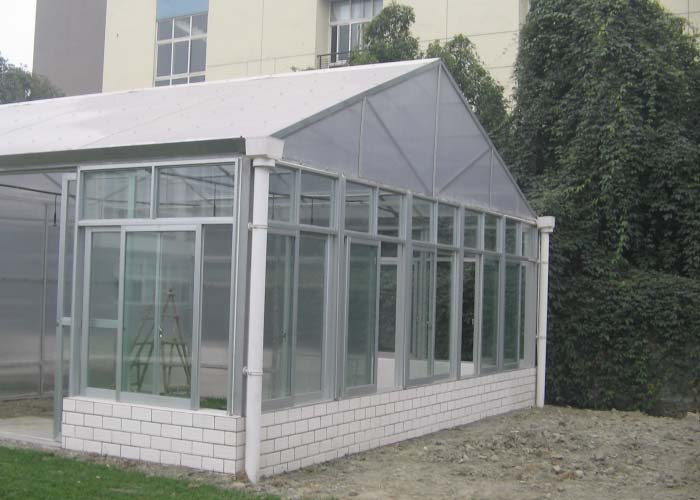 Scientific Research Greenhouse(outside)