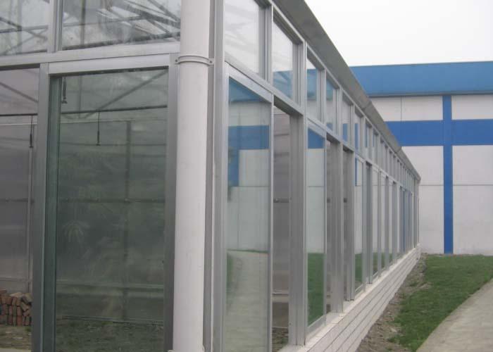Scientific Research Greenhouse