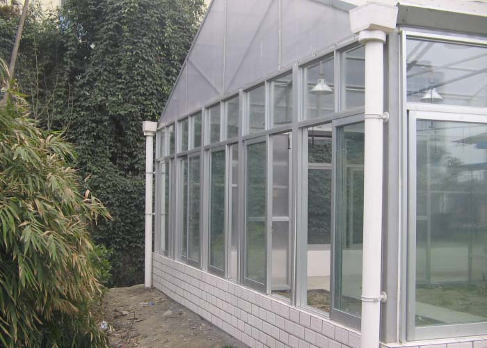 Scientific Research Green house