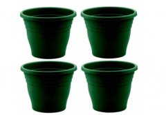 Round Plastic Flower Pot for Greenhouse-Jianchuan Greenhouse